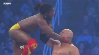 SmackDown 13/08/10 Kane vs Kofi Kingston