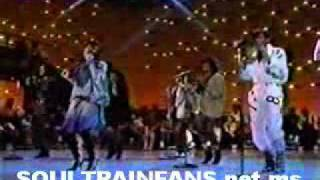 The Sylvers performing  Falling For Your Love  on American Bandstand   1985