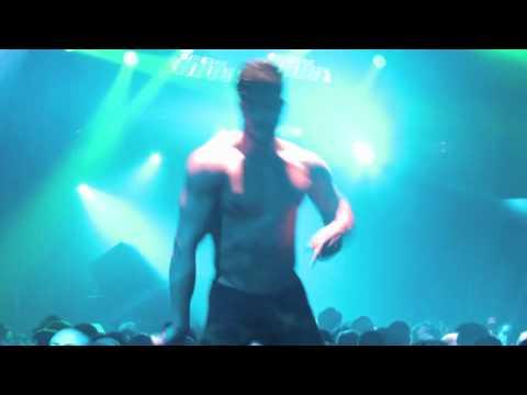 Eduardo Correa Gogo Dancer The Week SP 2012 By Alan Junior