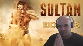 SULTAN Official Trailer Salman Khan  Anushka Sharma Eid 2016 Reaction