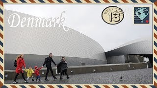 Denmark 🇩🇰 Week 13 with fish, rollercosters, and rain!