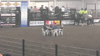 Bull Poker- hell on hooves rodeo