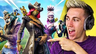 ROAD TO FORTNITE PRO