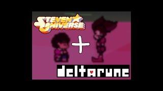 Vs. Spinel (Steven Universe x Deltarune / Create Your Frisk / Create Your Kris)