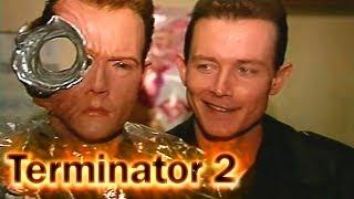 Curiosidades de Terminator 2: Judgment Day / Mistakes, Fun Facts Movie