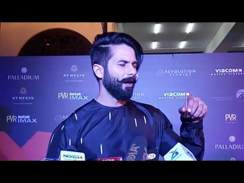 Shahid Kapoor At Premiere And Red Carpet Of XXX Return Of Xander Cage | Padmavati | Rangoon