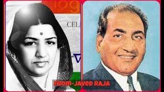 .RAFI & LATA~Film~SAWAN BHADHON~{1949}~Sada Rahein Din Yehi Hamare-[78 RPM Audio ]