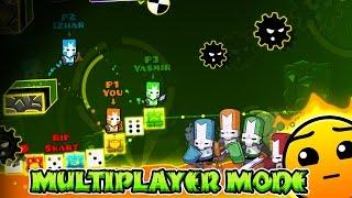 4 JUGADORES EN 1 NIVEL? Multiplayer Mode By Me (IZhar) - Geometry Dash 2.1