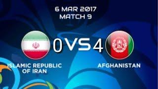 Iran vs Afghanistan national futsal 8 - 2  تیم ملی فوتسال ایران مقابل تیم ملی فوتسال افغانستان