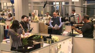 Green Hornet - Behind the Scenes Video 1
