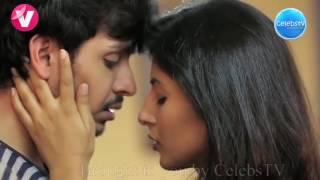 Harshita Gaur Hot Kiss Smooch Scene