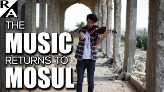 The Music Returns to Mosul
