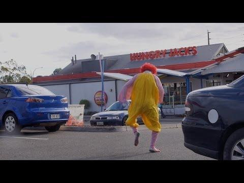watch Ronald McDonald Tastes Burger King