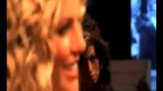 Britney Spears MTV Awards Wax Statue