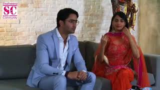 Interview With Shaheer Sheikh & Pooja Sharma in Media Thailand