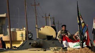 القوات العراقية تتقدم في الموصل والطائرات الأميركية تمهد للاقتحام - world