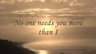 Peter Cetera - You're the Inspiration (New Beat Unplugged with Lyrics)