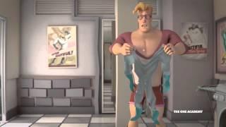 Laundry Quandary- Digital Animation Showcase