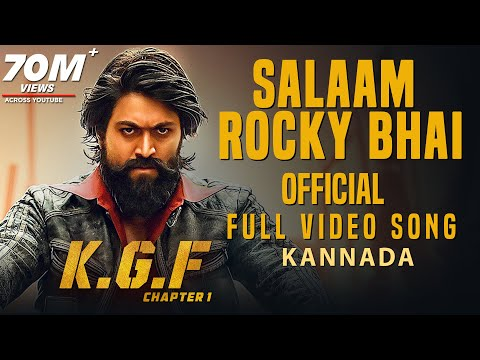 Xxx Mp4 Salaam Rocky Bhai Full Video Song KGF Kannada Yash Prashanth Neel Hombale Kgf Video Songs 3gp Sex