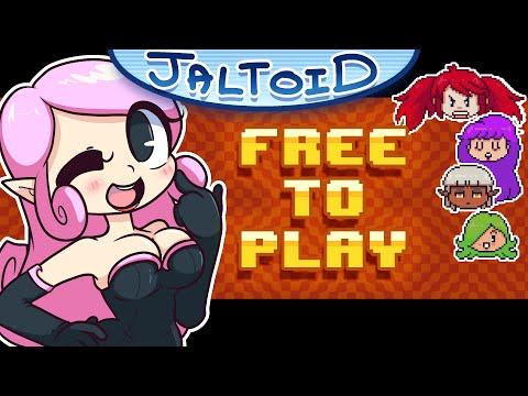Free To Play - Jaltoid Cartoons