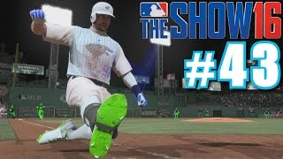 PLAYING GABE FROM SOFTBALL! | MLB The Show 16 | Diamond Dynasty #43