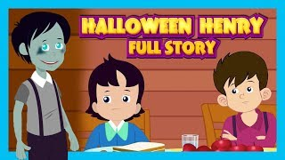 HALLOWEEN HENRY - FULL ANIMATED MOVIE FOR KIDS || STORY COLLECTION - TIA AND TOFU STORYTELLING