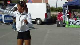 Alessia Ventura copilota 2012