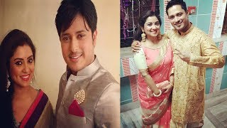 Mayar Badhon // Star Jalsha  Serial Actor Debottam Majumder's Real Life Partner Unseen Photos