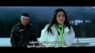 اغنيه رائعة  عامر خان مع ابنة وزوجتة الجميله   مترجم باللغه العربية من فيلم  (Fanaa)