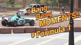 Making of BANG BANG! - F1 Race | Hrithik Roshan & Katrina Kaif