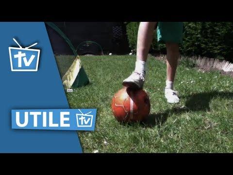 Apprendre à dribbler au foot - Techniques de football: Apprendre à jouer au foot