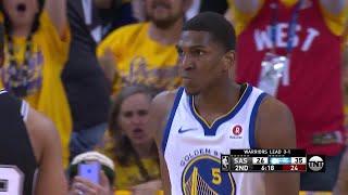 2nd Quarter, One Box Video: Golden State Warriors vs. San Antonio Spurs