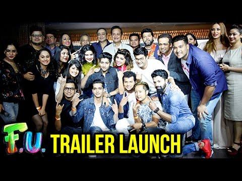 FU Trailer Launch FULL | Marathi Movie 2017 | Akash Thosar, Mahesh Manjrekar