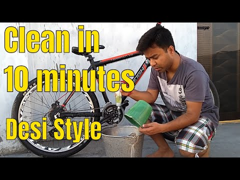 Xxx Mp4 How To Clean Your Mountain Bike In 10 Minutes 3gp Sex