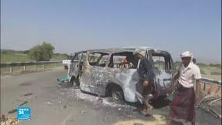 حصار خانق وسط تصاعد كبير للأعمال الحربية في اليمن