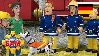 Feuerwehrmann Sam Deutsch Neue Folgen   Ärger im Doppelpack - Folgen Zusammenstellung 🚒 Kinderfilme