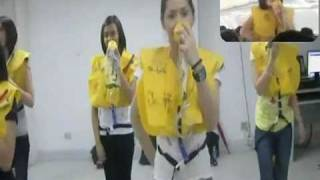 "CEBU PACIFIC AIRLINES ""DANCING FLIGHT ATTENDANTS"" - TRAINING CLASS VIDEO"