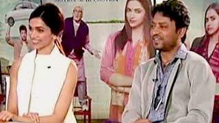 Deepika Padukone reveals the true side of Irrfan Khan