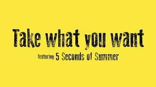 Take What You Want - One Ok Rock ft. 5 Seconds Of Summer