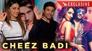 Mustafa and Kiara Advani Dancing On Tu Cheez Badi Hai Mast 2017 Version | EXCLUSIVE