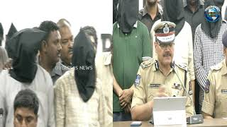 Indian Passports Altering & Reconstructing Gang Busted by Hyderabad City Police, 5 Person Held