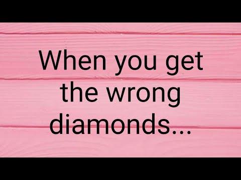 Xxx Mp4 5D DIY Diamond Painting When You Get The Wrong Diamonds 3gp Sex