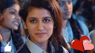 Priya Prakash Varrier Viral Video On Whatsapp,Facebook ETC