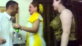 رقص عراقي منزلي 2014
