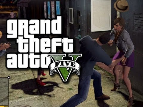 GTA 5 Funny Gameplay Moments! #2  - How to Look at Beach Boobs and Cheat Fails! (GTA V Gameplay)