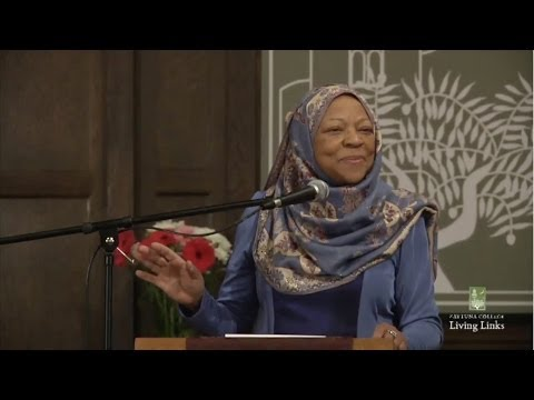 Dr. Fatimah Jackson: Searching for a Meaningful African American Muslim Discourse