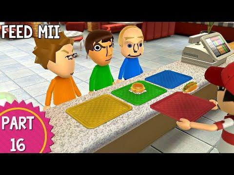 Wii Party U Episode 16 Feed Mii