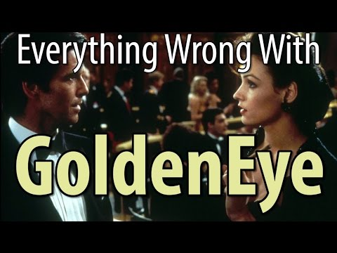 Xxx Mp4 Everything Wrong With GoldenEye In 14 Minutes Or Less 3gp Sex