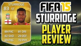 FUT15 l Sturridge à la finition l HD