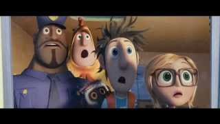 Cloudy With A Chance Of Meatballs 2: THERE'S A LEAK IN THE BOAT!